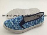 Les enfants Hotsale Slip-on canvas occasionnels Chaussures Chaussures de sport Sneaker (0923-02)