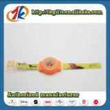 Het promotie Speelgoed van de Schutter van de Vorm van het Horloge van het Speelgoed Plastic Ruimte Vliegende