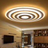 현대 간단한 작풍 아크릴 LED 천장 점화