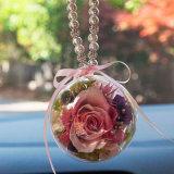 Regalo secado natural hecho a mano de la flor para la decoración