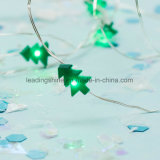 Multi Color Copper Wire AA Battery Powered String Starry Light Luzes decorativas para Halloween Holiday de Natal