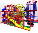 Parque de Diversões alegrar playground coberto o equipamento de fitness