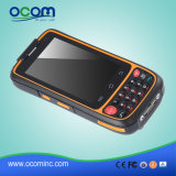 Android Handheld RFID Reader robusto PDA para la recolección de datos