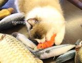Nuovo altamente - giocattolo suggerito del gatto farcito peluche dell'animale domestico 2017 con il Catnip (KB3007)
