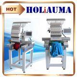 El bordado al por mayor de Holiauma trabaja a máquina 1 pista; Rodar máquina plana de costura Swf Barudan del bordado del casquillo del dispositivo 3D del cequi del precio de la máquina del bordado la sola