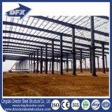 Мастерская сарая пакгауза стальной структуры поставщика Китая с низкой стоимостью