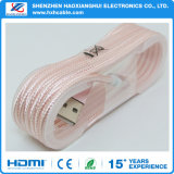 나일론 땋는 고속 3.1 USB 충전기 케이블