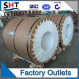 La vendita calda SUS304 SUS304L Suh304h laminato a freddo la bobina dell'acciaio inossidabile
