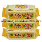 90의 PCS 공장에 의하여 주문을 받아서 만들어지는 아기 젖은 닦음 레몬 향수