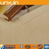 Plancher en bois de PVC, planche en bois de plancher de PVC