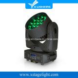 Nuovo 19 indicatore luminoso capo mobile di X 15W RGBW Osram LED