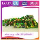 Apparatuur van de Speelplaats van kinderen de Plastic Binnen