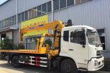 Dongfeng 6はXCMGクレーン価格のレッカー車8トンの動かす