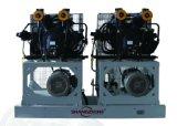 compresor de aire de 2.6nm3/Min 4.0mpa 40bar