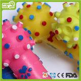 애완 동물 제품, 개 비닐 dumbbell 장난감, 애완 동물 장난감