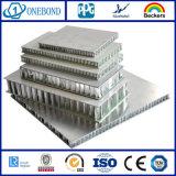 Mill finition en aluminium Panneau alvéolé Matériaux de construction