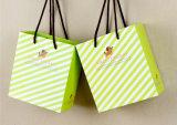 Faltbarer kundenspezifischer Geschenk-Beutel mit Griff