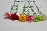Moderne reale künstliche Blumen-Gartennelke der Noten-2017 für Tag des Mutter