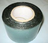 Nastro butilico dell'involucro interno del tubo del PE di anticorrosivo del polietilene, nastro sotterraneo dell'involucro del tubo di anticorrosivo, spostante il nastro adesivo del condotto