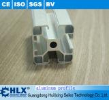 Профиль алюминия 6063 T-Шлицев