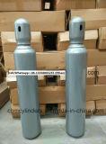 Cilindro de oxigênio portátil da respiração 1 litro