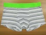 고품질 형식 새로운 면 줄무늬 남자의 복서 간결 남자의 내복