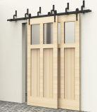 二重列のドアのハードウェアのアクセサリのための納屋の大戸のハードウェアの滑走