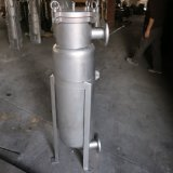 solo cárter del filtro de bolso de agua del acero inoxidable del bolso de 410m m - de 810m m