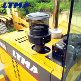 Doppelter anhebender Arm 5 Tonnen-Rad-Ladevorrichtung für Verkauf