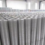 Maillage métallisé soudé à haute qualité (galvanisé / revêtu de PVC)