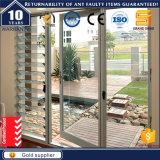 Portes résidentielles en aluminium Portes à charnière double avec taille de porte standard