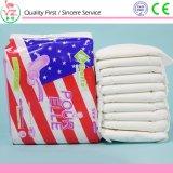 Garnitures sanitaires de serviette hygiénique de femmes de produit de hygiène féminine