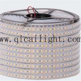 Tira elevada do diodo emissor de luz do lúmen 60LEDs/M IP20 24V 2835