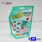 Tamanho personalizado Stand up Liquid Spout Bag for Laundry Detergent