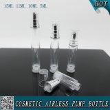 Косметическая ясная пластичная Refillable бутылка брызга с Hozzle