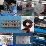 Máquina de estaca do laser da fibra das câmaras de ar da folha e do aço de metal do CNC