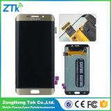 タッチ画面とSamsungギャラクシーS6端のための携帯電話LCD