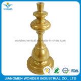 Rivestimento a resina epossidica dorato della polvere del poliestere per l'alluminio