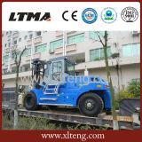 14 tonnes chariot élévateur diesel de cylindre hydraulique de 15 tonnes avec la cabine
