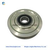 Het Roestvrij staal van de hoge Precisie/Metaal CNC die Deel voor Ronde Plaat machinaal bewerken