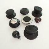 Tornillo Negro plástico utensilios de cocina Pan Pot cubierta de sustitución perilla redonda