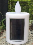 装飾的な蝋燭ライト太陽蝋燭ライト