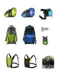 Cycle Backpack Luz de señal de giro de tráfico LED