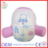 Couche-culotte rapide de bébé de Fmcg d'absorption de tissus non-tissés d'étoile de Q-Bébé