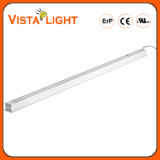 100-277V 36W LED Linear Pendant Lighting para fins comerciais
