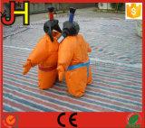 Vestiti gonfiabili di Sumo per il gioco lottante
