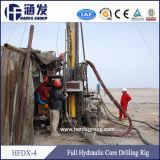 다이아몬드 코어 드릴링 리그 Hfdx-4 중핵 견본 드릴링 리그