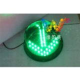 Высокий светофор сигнала СИД стрелки яркости 200mm зеленый