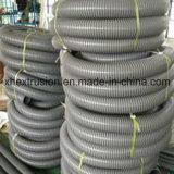 Линия штрангя-прессовани трубы из волнистого листового металла PVC одностеночная/50-110 Single-Screw пластичной mm производственной линии трубы