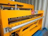 Machine à découper à l'étalement en tôle métallique